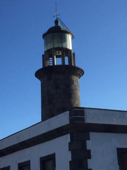 Encuentran la linterna del antiguo Faro 'desaparecida' en 1994